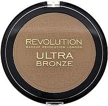 Matný bronzer - Makeup Revolution Ultra Bronze — foto N1