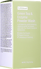Parfémy, Parfumerie, kosmetika Enzymový čisticí pudr - By Wishtrend Green Tea & Enzyme Powder Wash