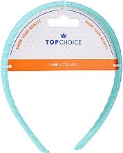 Parfémy, Parfumerie, kosmetika Čelenka do vlasů vlnitá, 27888, modrá - Top Choice