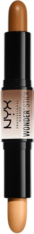 Dvojitá konturovací tužka - NYX Professional Makeup Wonder Stick