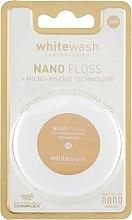 Parfémy, Parfumerie, kosmetika Dentální nit -floss Nano, expandující - WhiteWash Laboratories