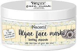 "Parfémy, Parfumerie, kosmetika Alginátová maska na obličej ""Heřmánek"" - Nacomi Professional Face Mask"