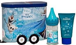 Parfémy, Parfumerie, kosmetika Disney Frozen - Sada (edt/50 + sh/gel/75)