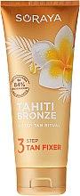 Parfémy, Parfumerie, kosmetika Lotion ta tělo, fixující opálení - Soraya Tahiti Bronze 3 Step Tan Fixer