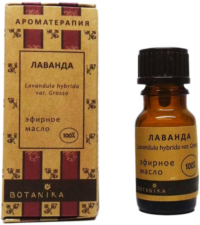 Éterický olej Levandule - Botanika Lavender Essential Oil