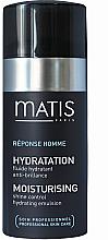Parfémy, Parfumerie, kosmetika Emulze proti lesku - Matis Reponse Homme Moisturising Shine Control Hydrating Emulsion