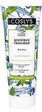 Parfémy, Parfumerie, kosmetika Zubní pasta s mentolem - Coslys Freshness Toothpaste
