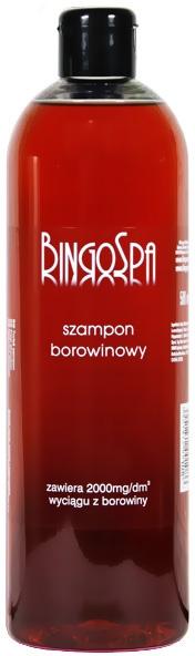 Bahenní šampon - BingoSpa Shampoo Mud