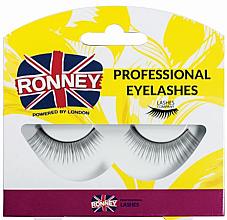 Parfémy, Parfumerie, kosmetika Umělé řasy, syntetické - Ronney Professional Eyelashes RL00026