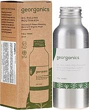 Parfémy, Parfumerie, kosmetika Ústní voda - Georganics Tea Tree Mouthwash