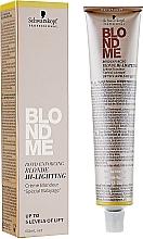 Parfémy, Parfumerie, kosmetika Barva na vlasy - Schwarzkopf Professional BlondMe Hi-Lighting
