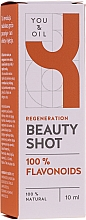 Parfémy, Parfumerie, kosmetika Pleťové sérum - You & Oil Beauty Shot 04 100% Flavonoids Face Serum