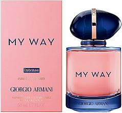 Parfémy, Parfumerie, kosmetika Giorgio Armani My Way Intense - Parfémovaná voda