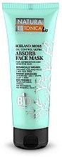 Parfémy, Parfumerie, kosmetika Čistící maska na obličej Islandský mech - Natura Estonica Iceland Moss Face Mask