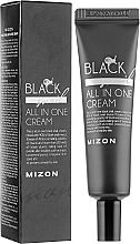 Parfémy, Parfumerie, kosmetika Krém s filtrátem sekretu černého hlemýždě, tuba - Mizon Black Snail All In One Cream