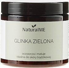 """Parfémy, Parfumerie, kosmetika Přírodní hlína """"Zelená"""" - NaturalME"""