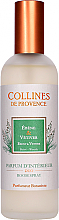 Parfémy, Parfumerie, kosmetika Aroma Vetiver&Provence Ebenholz - Collines de Provence Ebenholz & Vetiver