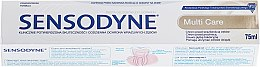 Parfémy, Parfumerie, kosmetika Zubní pasta - Sensodyne Multi Care Toothpaste