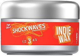 Parfémy, Parfumerie, kosmetika Vosk pro vlasový styling - Wella ShockWaves Indie Wax