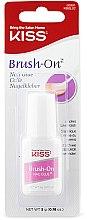 Parfémy, Parfumerie, kosmetika Lepidlo na nehty - Kiss Brush-On Glue
