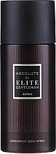 Parfémy, Parfumerie, kosmetika Avon Absolute by Elite Gentleman - Deodorant