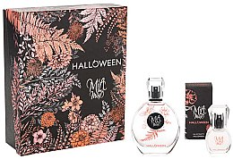 Parfémy, Parfumerie, kosmetika Jesus Del Pozo Halloween Mia Me Mine Eau de Toilette - Sada (edt/100ml + mini/15ml)