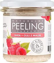 Parfémy, Parfumerie, kosmetika Malinový peeling pro tělo - E-Fiore Raspberry Body Peeling