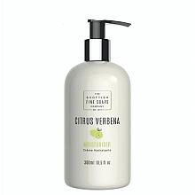 Parfémy, Parfumerie, kosmetika Hydratační tělový krém - Scottish Fine Soaps Citrus&Verbena Moisturiser