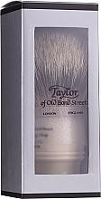 Parfémy, Parfumerie, kosmetika Holicí štětec, HT3, 10 cm - Taylor of Old Bond Street Shaving Brush Pure Badger Size L