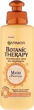 """Parfémy, Parfumerie, kosmetika Krém-olej na vlasy """"Med a propolis"""" - Garnier Botanic Therapy Honey Cream-oil"""