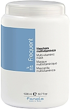 Parfémy, Parfumerie, kosmetika Multivitaminová maska - Fanola Frequent Multi Vitamin Mask