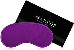 """Parfémy, Parfumerie, kosmetika Maska na spaní, fialová """"Classic"""" - MakeUp"""