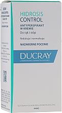 Parfémy, Parfumerie, kosmetika Krémový antiperspirant na ruce a nohy - Ducray Hidrosis Control Antiperspirant Cream