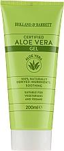 "Parfémy, Parfumerie, kosmetika Tělový gel ""Aloe vera"" - Holland & Barrett Certified Aloe Vera Gel"