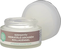 Parfémy, Parfumerie, kosmetika Pleťový krém s kolagenem  - Yamuna Sensitive Hydrating Face Cream With Collagen