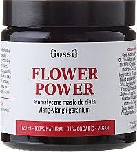 Parfémy, Parfumerie, kosmetika Hydratační olej pro tělo s kokosovým olejem - Iossi Regenerating Body Butter