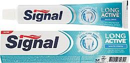 Parfémy, Parfumerie, kosmetika Bělící zubní pasta - Signal Long Active White Fresh Toothpaste