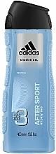 Parfémy, Parfumerie, kosmetika Sprchový gel - Adidas After Sport 3 Protein Shower Gel