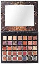 Parfémy, Parfumerie, kosmetika Paleta očních stínů - Bellapierre Ultimate Nude Eyeshadow Palette