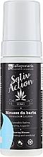 Parfémy, Parfumerie, kosmetika Pěna na holení - La Saponaria Sativ Action Shaving Mousse