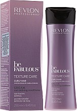 Parfémy, Parfumerie, kosmetika Kondicionér pro vlnité vlasy - Revlon Professional Be Fabulous Care Curly Conditioner