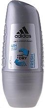 Parfémy, Parfumerie, kosmetika Kuličkový deodorant - Adidas Anti-Perspirant Fresh Cool Dry 48h