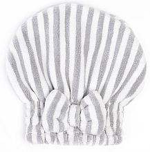 Parfémy, Parfumerie, kosmetika Čepice na vlasy z mikrovlákna, šedá - Trust My Sister Microfiber Pair Cap Grey