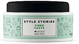 Parfémy, Parfumerie, kosmetika Matující pasta na vlasy s lehkou fixací - Alfaparf Milano Style Stories Fiber Paste Light Hold