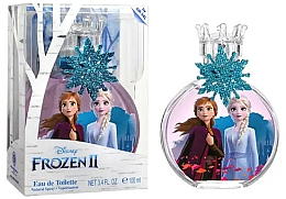 Parfémy, Parfumerie, kosmetika Air-Val International Disney Frozen II - Sada (edt/100ml + acc)