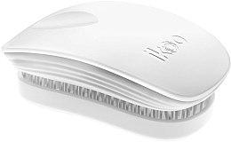 Parfémy, Parfumerie, kosmetika Kartáč na vlasy - Ikoo Pocket White Brush