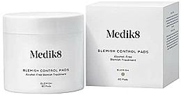 Parfémy, Parfumerie, kosmetika Polštářky s kyselinou salicylovou - Medik8 Blemish Control Pads