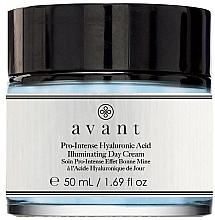 Parfémy, Parfumerie, kosmetika Denní bělící pleťový krém s kyselinou hyaluronovou - Avant Pro-Intense Hyaluronic Acid Illuminating Day Cream