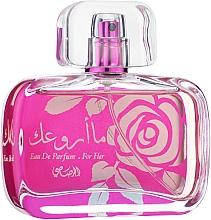 Parfémy, Parfumerie, kosmetika Rasasi Maa Arwaak - Parfémovaná voda