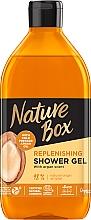 Parfémy, Parfumerie, kosmetika Sprchový gel s arganovým olejem - Nature Box Nourishment Shower Gel With Cold Pressed Argan Oil